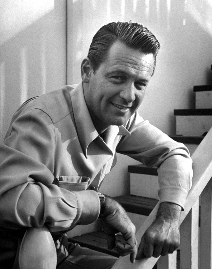 William Holden (April 17, 1918 ~ November 12, 1981)