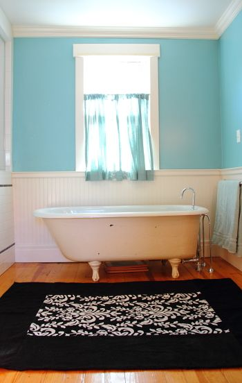 Best Bathrooms Images On Pinterest Room Home And Bathroom - Turquoise bathroom mats for bathroom decorating ideas