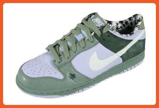 Nike Women Dunk Low Premium Womens Basketball Shoes Astro White Jade 309730-511 (10) - Sneakers for women (*Amazon Partner-Link)