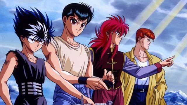 Yu Yu Hakusho Completo Serie Ovas Filmes 1992 1995 Legendado Infinite Animes Baixe E Assista Animes Todos Seus A Anime Yu Yu Hakusho Yuyu Hakusho Hiei