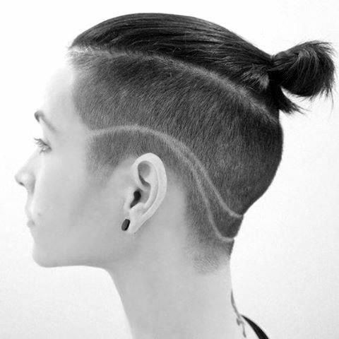 What do you think of this full undercut?