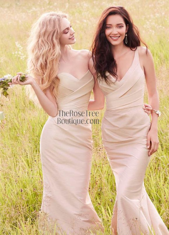 Jlm Couture Jim Hjelm Occasions Bridesmaid Fall 2015 Style 5567 - photo 3