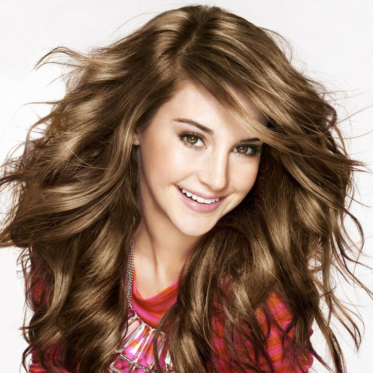 Shailene Woodley - Divergent and The Secret Life of the American Teenager