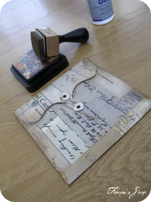 : Crafts Ideas, Tutorials Papercraft, Envelopes Tutorials, Paper Envelopes, Scrapbook Paper, Diy Envelopes, String Envelopes, Diy Projects, High Schools