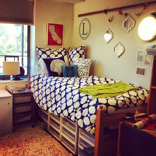 Cute College Dorm Room Ideas