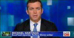 """Highly Redacted"" Documents Confirm Michael Hastings Under FBI Investigation"