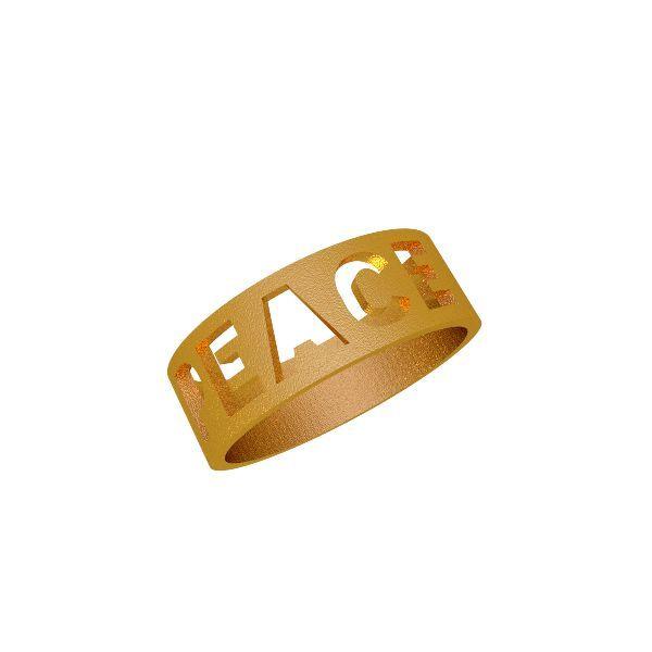 Peace Ring - Zazzy