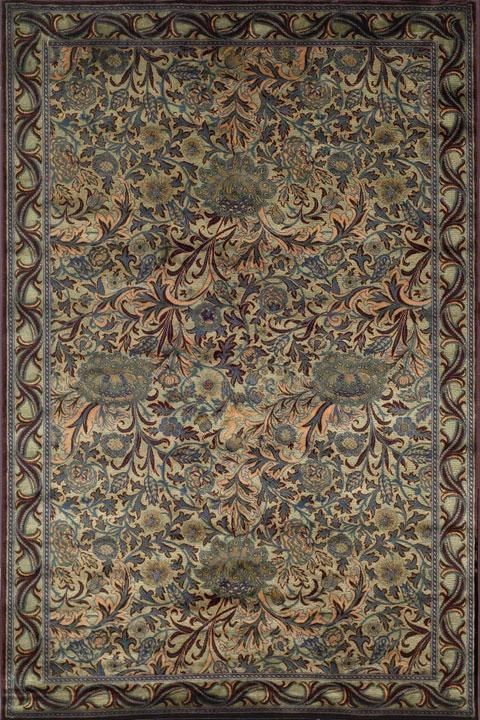 694 best images about arts crafts rugs on pinterest persian william morris art and - Frank lloyd wright rugs ...