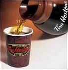 Tim Hortons coffee....love!