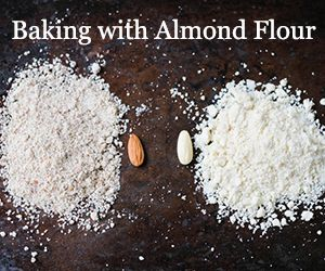 Baking with Almond Flour   Comfy Belly