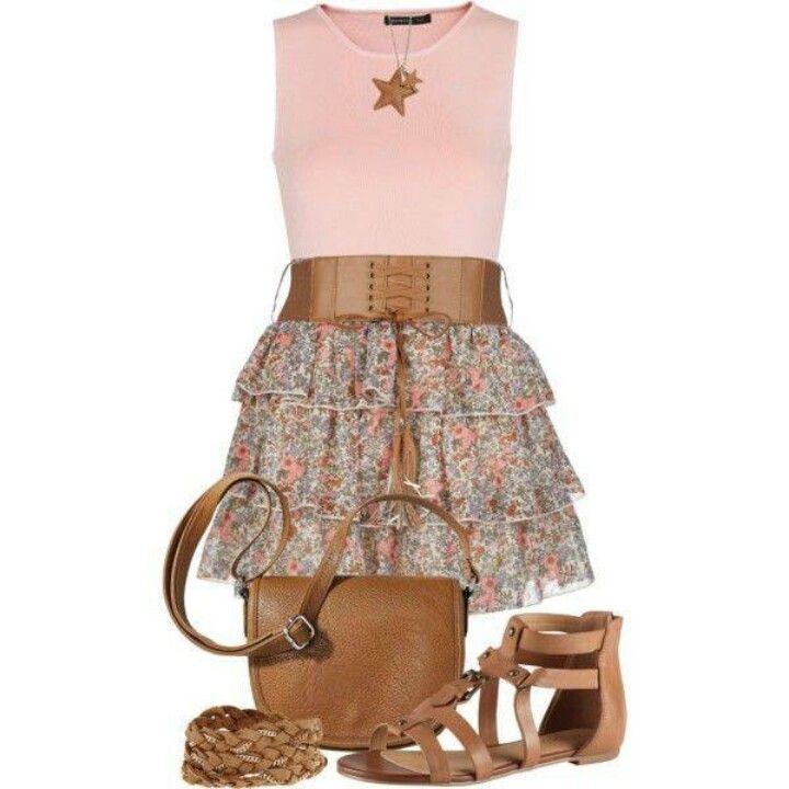cute casual dress fashion pinterest