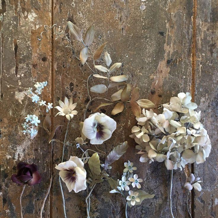 幻想花々。suMire-bouquet布花