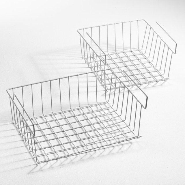 Pack Of 4 Storage Baskets Kitchen In 2019 Storage
