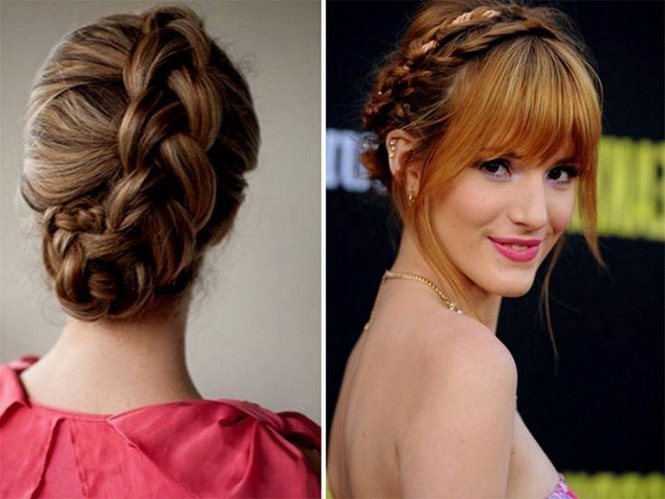 The 25 best bangs updo ideas on pinterest hair upstyles with 31 beautiful black hair updo hairstyles weddings pmusecretfo Choice Image