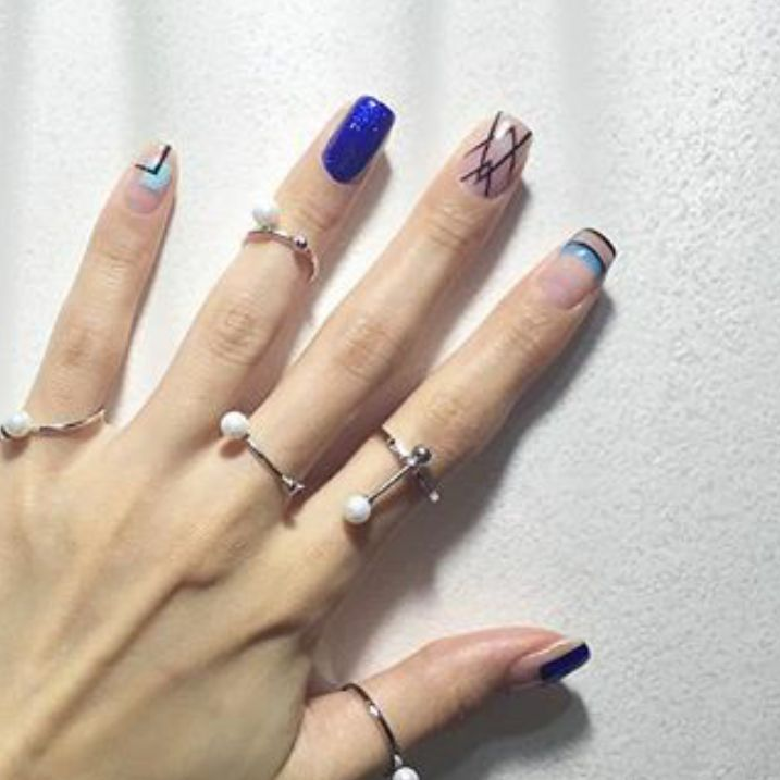 5 Korean nail trends.