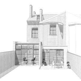 Holland and Green House Extension Gallery - View our portfolio as featured in Grand Designs Magazine