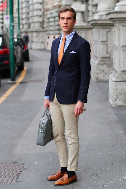 Loro Piana wool 100's blazer  tailor made shirt  cachemire tie  vintage shoes  Louis Vuitton briefcase  Chanel J12 watch  Spitfire sunglasses