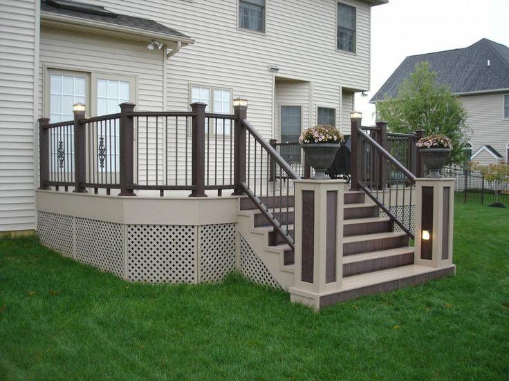 Deck Colors Wide Steps Favorite Places Amp Spaces