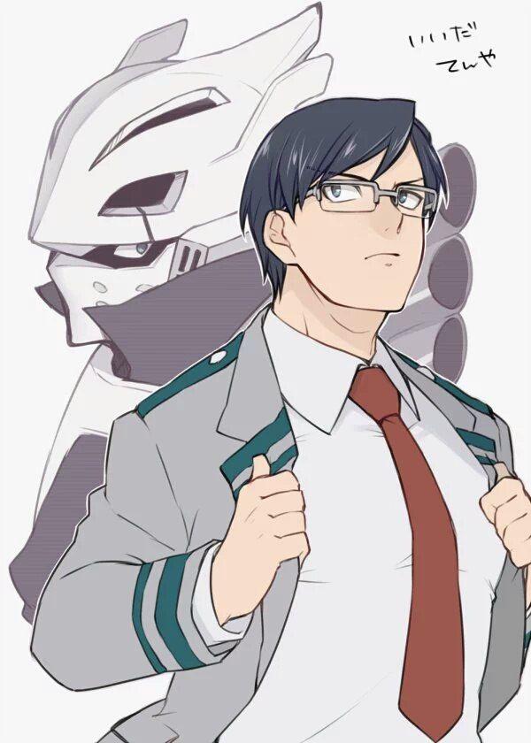 Boku No Hero Academia Tenya Iida My Hero Boku No Hero Academia Iida
