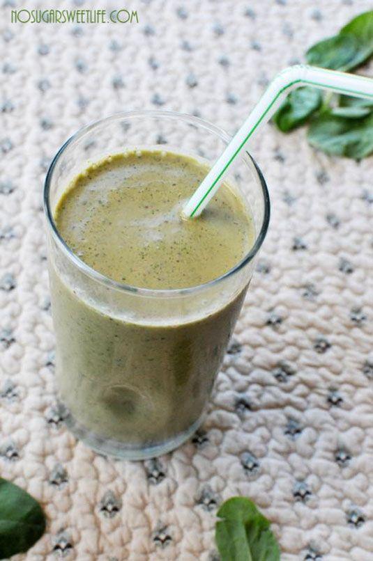 10 Green Smoothies That Actually Taste Good
