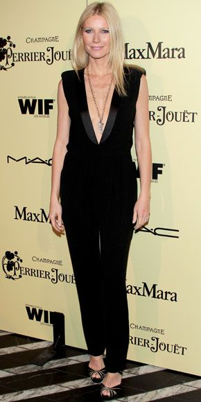 Gwyneth Paltrow in Boy. by Band of Outsiders... I'm really loving her style!