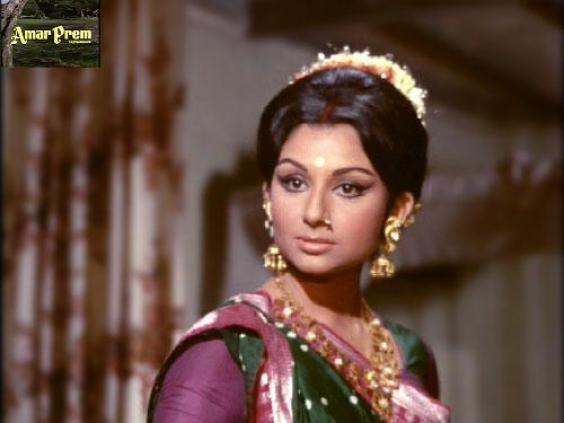 Sharmila Tagore. What a face.