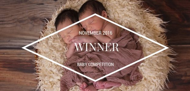 Winner November 2016 Baby Competition