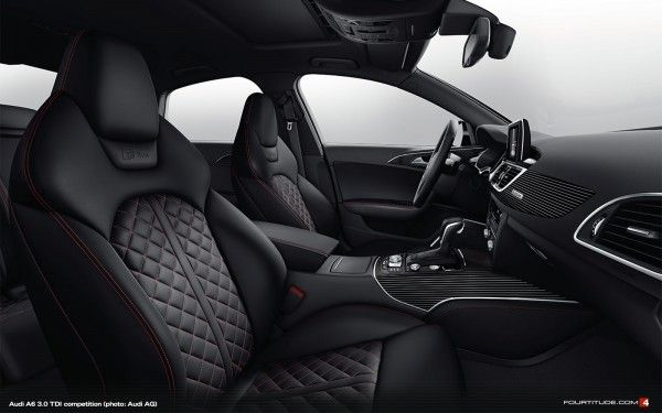 More Audi A6 Details Including New A6 3.0 TDI competition Model - Fourtitude.com