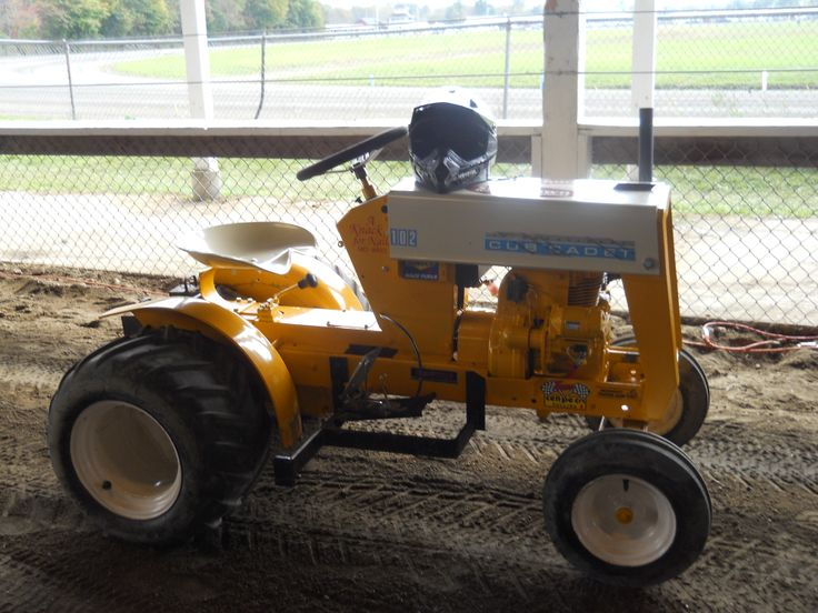 Cub Cadet Pulling Parts : Pin cub cadet pulling tractor durham for sale in
