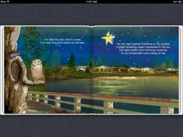 Screenshot of pg 1-2 of Twinkle on iTunes