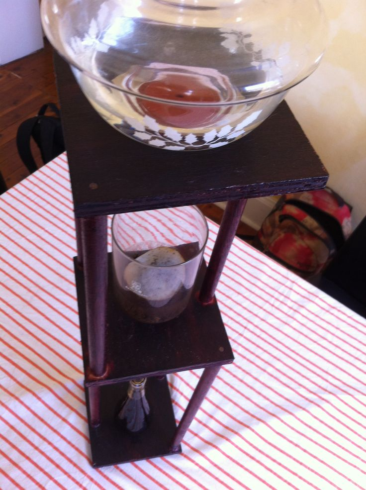 DIY cold drip Stand