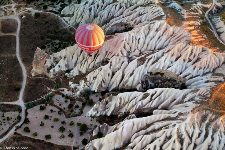 Cappadocia by Afonso Salcedo on 500px.   A closer view at one of the valleys of Cappadocia. I love how the volcanic rocks shape themselves due to erosion over the years. #cappadocia #turkey #goreme #hot air ballon #volcanic #rock #Cappadocia #Turkey
