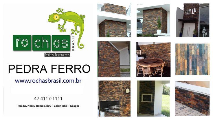 Rochas Brasil – Pedras Decorativas Show Room Gaspar, Santa Catarina. www.rochasbrasil.com.br (47)  4117-1111