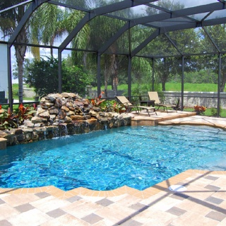 Glass Clear Pool Cover For The Home Pinterest