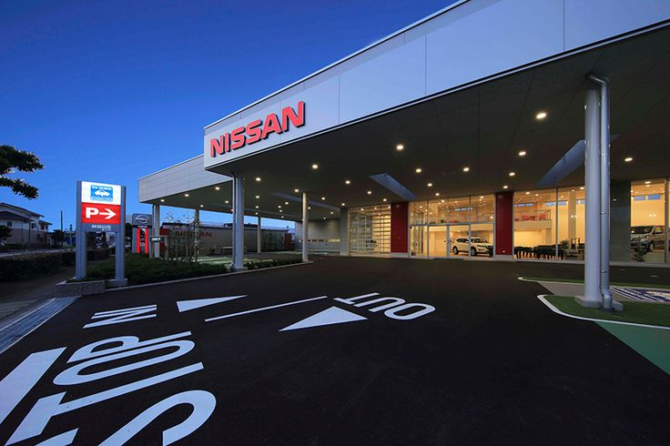 自動車ショールーム・カーディーラー 静岡県富士市 静岡日産自動車富士店
