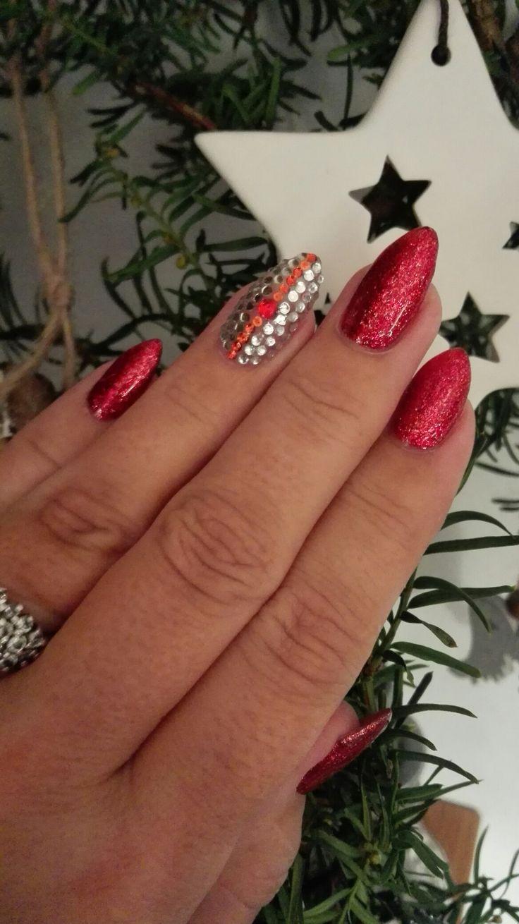 My nails..christmas 2017