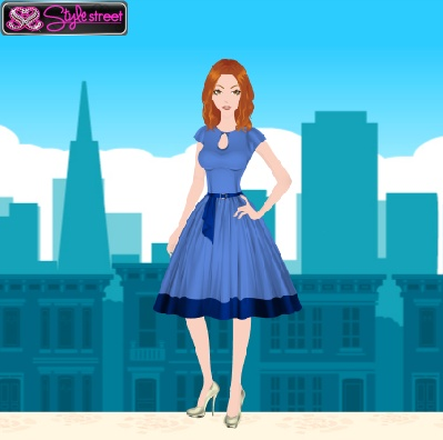Another beautiful creation from Style Street!: Worth Reading, Street Fashion, Polka Dots, Style Street, Beautiful Creations, Books Worth, Street Style, Facebook Stuff, Style Games