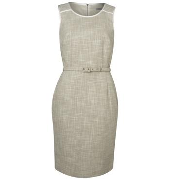 JIGSAW | Dresses - Tweed belted shift