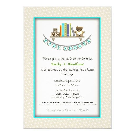 about book themed baby shower invitations on pinterest baby showers