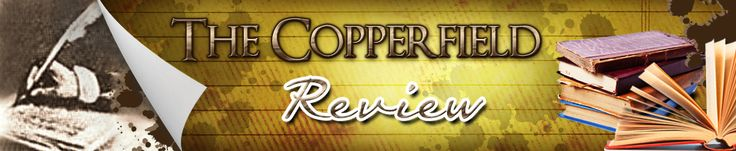 """Two Poems in November issue of The Copperfield Review: """"Edison's Kinetoscopic Record of a Sneeze"""" and """"Creative Restraints, Subsequent Conflicts"""""""