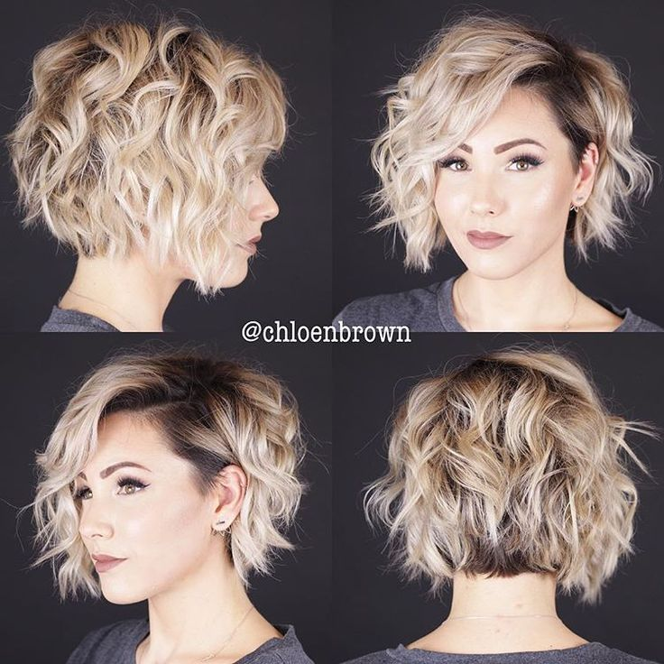 Chloé Brown  Short Hair (@chloenbrown)  Instagram photos and videos #hairtutorial #hairstyles
