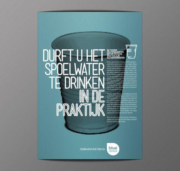 SCHOON WATER IN DE PRAKTIJK Blue Clinics biedt een effectief programma aan tandartsen, waarmee zij het spoelwater in hun praktijk schoon kunnen houden. Maar dan moet je als tandarts wel de noodzaak zien. Daarom ontwikkelden we samen met Blue Clinics de ultieme test: Durft u het spoelwater te drinken in uw praktijk?