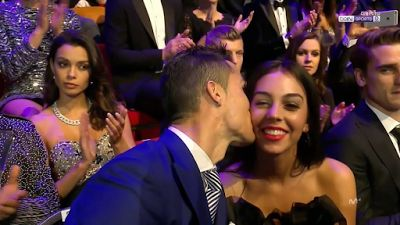 Welcome to Oghenemaga Otewu's Blog: Cristiano Ronaldo's girlfriend, Georgina Rodriguez...