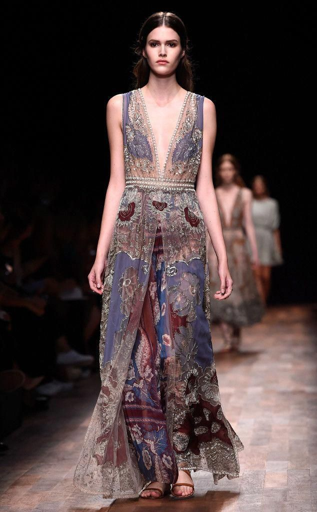 e14a5d0add0c Louis Vuitton from Best Looks From Paris Fashion Week Spring 2015 ...