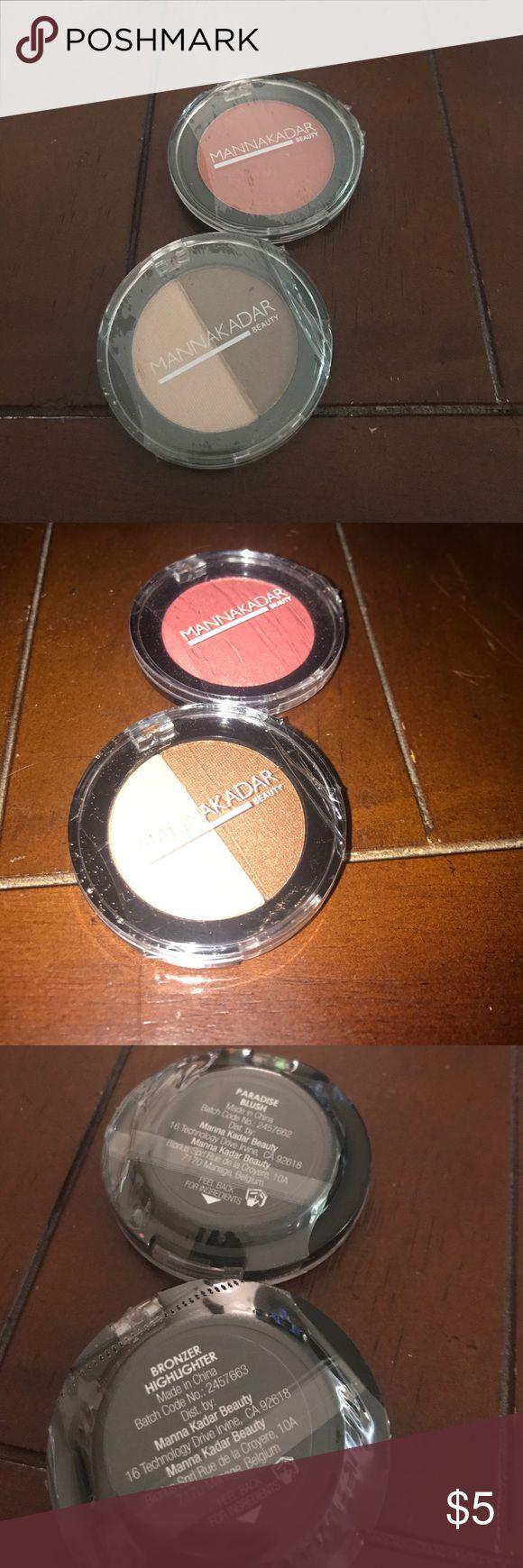 Blush or highlighter Brand new Mannakadar Makeup Blush