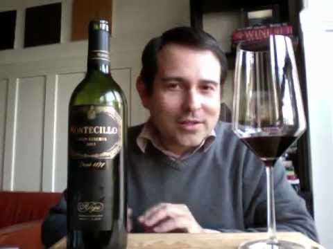 Montecillo Gran Reserva - 2003 - 9.3 - James Meléndez / James the Wine Guy     Bodegas Montecillo  http://www.osborne.es/    ***  James the Wine Guy  http://www.jamesthewineguy.com    ¡Salud!   ***    A plethora of wine reviews from wines regions around the world.    Read more of my wine reviews:    jamesthewineguy.wordpress.com © 2012 James Meléndez / Jaime Patricio Meléndez — All Rights Reserved. James the Wine Guy also on Facebook, T...