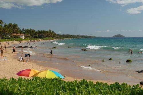 Days Inn Maui Oceanfront, Kihei, HI.
