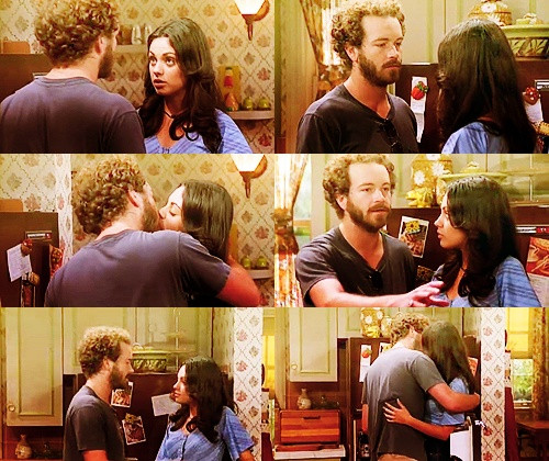 Hyde & Jackie from That 70's Show