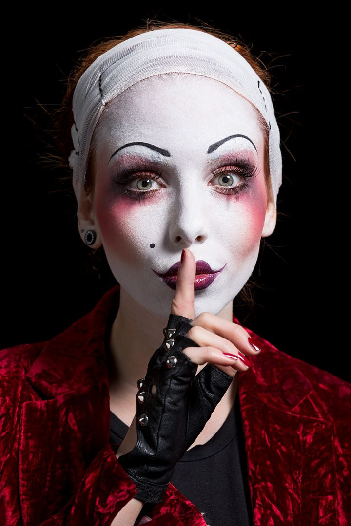the party is over V by ~graemo | Make Up Is An Art
