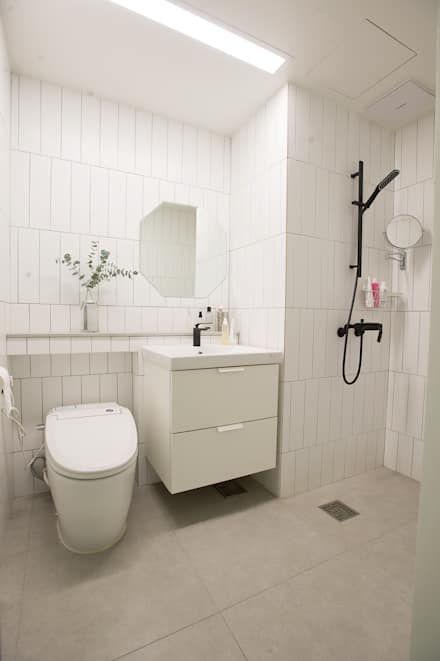 마음이 쉬는 집: (주)바오미다의 화장실
